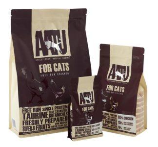 AATU 85/15 Dry Cat Food