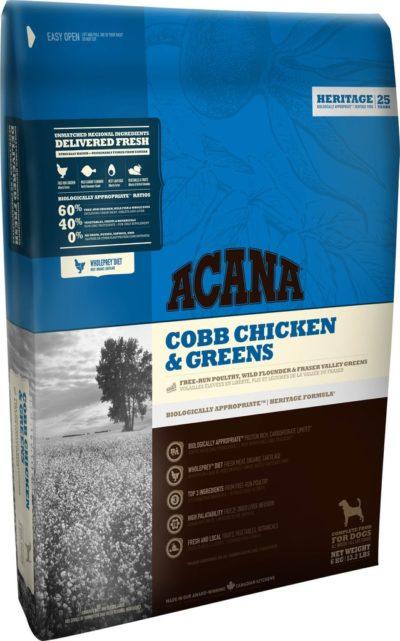 Acana Heritage Dry Dog Food