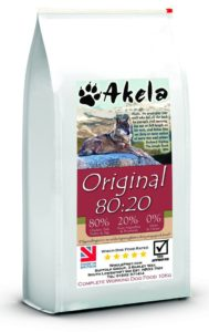 Akela Original 80:20 Dry Dog Food