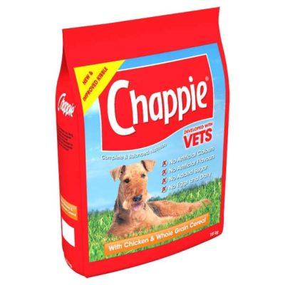 Chappie Dry Dog Food
