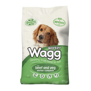 Wagg Worker Dry Dog Food