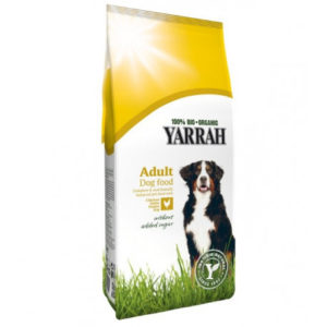 Yarrah Organic Dry Dog Food